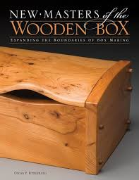 Fancy Fine Wooden Boxes A Book Full Of Finewoodworking