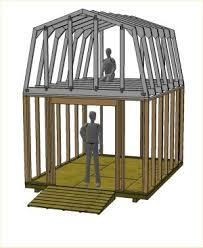 12x12 Shed Plans Pdf by 11 Best Tiny House Plans Images On Pinterest Small Barn Plans