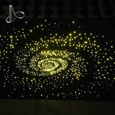 fiber optic ceiling light products decorative color changeable led fiber optic light sky ceiling