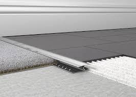 rubber between carpet and tile carpet