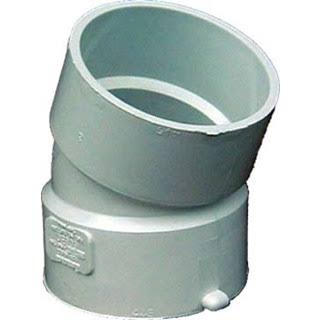 Genova Products 22-1/2 Degree Elbow - 4in