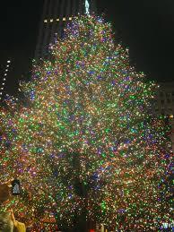 Christmas Tree Lighting Rockefeller Center 2014 Performers by File Christmas Tree At Rockefeller Center Jpg Wikimedia Commons