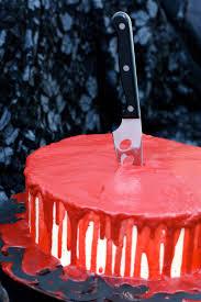 blutende velvet torte