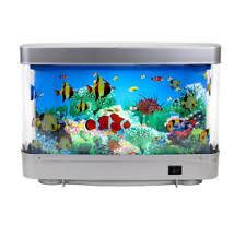 Spencers Lava Lamp Fish Tank by Fish Aquarium Motion Lamp Ebay
