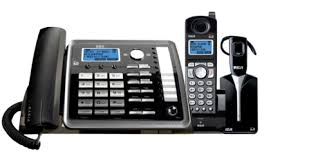 RCA RE3 DECT 6 0 2 Line Corded Cordless Telephone with