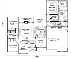 Floor Plans Walkout Basement Inspiration by Ranch Style House Plans With Basements Ranch House Plans With