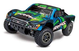 100 Slash Rc Truck Traxxas 4X4 Ultimate 110 Scale 4X4 Electric Short Course
