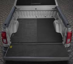 Tacoma Bed Mat by Husky Liners Products