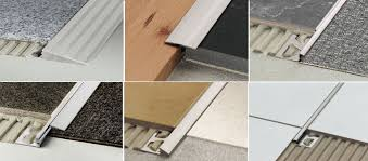 low price aluminum inner ceramic tile corner trim aluminum tile