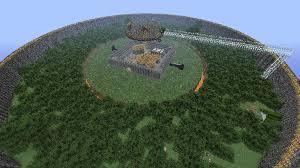 siege on castle steve siege the castle custom multiplayer pvp map minecraft project