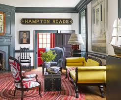 100 Design House Inside Anthony Baratta S Colonial Williamsburg Home