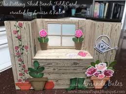 Shed Bench by The Craft Spa Stampin U0027 Up Uk Independent Demonstrator The