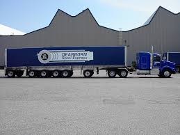 Dearborn Steel Express   Not Just Another Trucking Company