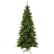 95 Foot Camdon Fir Slim Artificial Christmas Tree Unlit