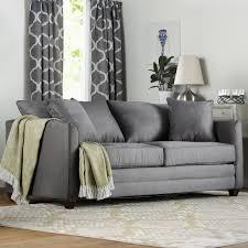 Milari Linen Queen Sofa Sleeper by Queen Sleeper Sofa Modern Comfortable Queen Sleeper Sofa Bed With