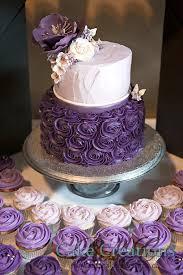 2 Tiered Cake Cupcakes