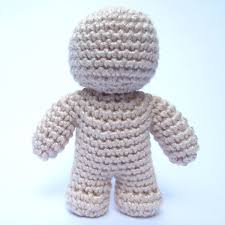 Crochet Doll Featured Image Crocheted As 1 Piece No Sewing On