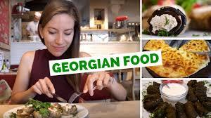 test cuisine georgian food taste test 5 dishes to try in kiev