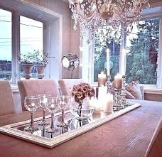 dining table dining table centerpieces decor dining room table