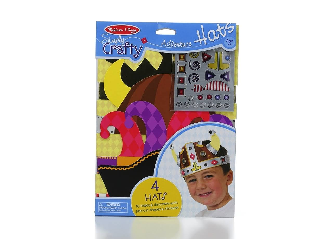 Melissa & Doug Adventure Hats