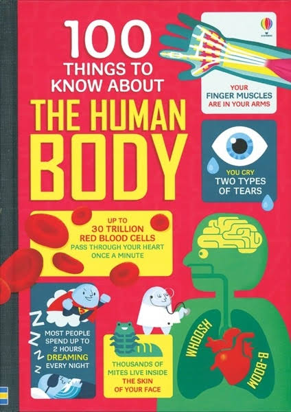 100 Things to Know about the Human Body IR [Book]
