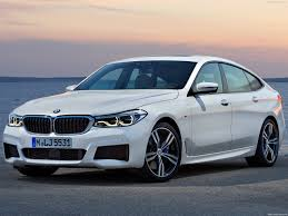 BMW 6 Series Gran Turismo 2018 pictures information & specs