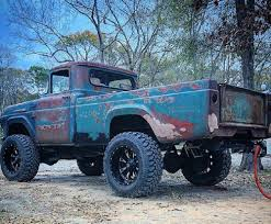 FrankenTruck: 1960 F-100 Body On Dodge '90s Diesel Frame - Ford ... 4x4 Turbo Diesel Bedside Vinyl Decal Ford Trucks 082017 F250 7 Facts About Diesel Trucks Fordtrucks 2011 Ford Vs Ram Gm Truck Shootout Power Magazine See This Instagram Photo By Jctautosales 1223 Likes Trucks Diesel Cheaper To Own Than Gas Variants A Lot On Twitter Sick Ford Powerstroke Truck Excursion Pinterest Excursion Grhead And Lifted 250 Accsories 2008 Lariat Fx4 For Sale At Autosport Co Chevy Race Join In The Halfton Pickup