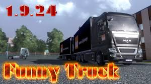 1.9.24}Euro Truck Simulator 2 - Funny Truck [Ep.1] | Play | Play By ...