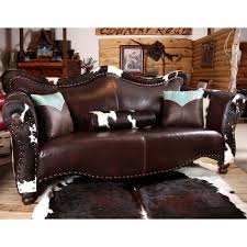 Best Rustic Leather Sofa Western Couch Set Design Ideas And Decor
