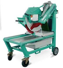 Imer Tile Saw Combi 200 by Concrete Saws Of All Kinds