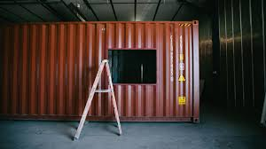 100 Freight Container Home Sweet Shipping SLC Builder Stacks Steel Boxes