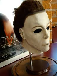 Michael Myers Actor Halloween Resurrection by Charitybuzz Closes Today Authentic Screen Used Michael Myers