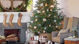 Southern Living Living Rooms by Get The Look Rustic Casual Christmas Decorating Ideas Southern