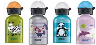 SIGG Kids Eco Water Bottles Earth Day Sale