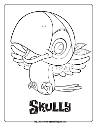 Disney Junior Coloring Pages Sheriff Callie