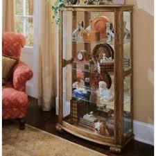 pulaski furniture keepsakes corner curio cabinet home
