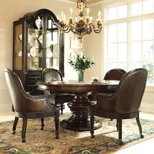 Dining Room Chairs With Rollers Swivel Dining Room Chairs Casters