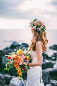 Tropical Intimate Hawaiian Wedding