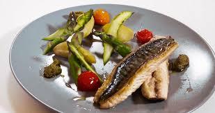comment cuisiner le poisson comment cuire un poisson à la poêle vidéo