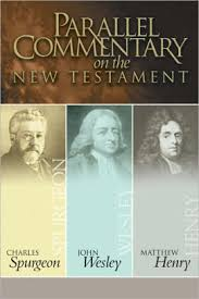 Parallel Commentary On The New Testament By Charles Haddon Spurgeon
