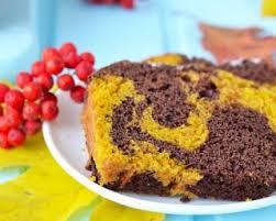 dessert avec des boudoirs recette de cake marbré chocolat potiron aux boudoirs