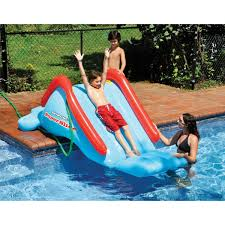 Amazon.com: SuperSlide Inflatable In Ground Pool Water Slide By ... The Plastic Kiddie Pool Trash Backwards Blog Intex Aquarium Inflatable Swimming Outdoor Pools Amazoncom Swim Center Family Lounge Toys Games Seethrough Round Above Ground Toysrus 15 X 36 Easy Set Portable By Quick 4 Less And Legacy Blow Up Walmart Backyard At Big Lots Toy Ideas Tedxumkc Decoration And Kids At Ace Hdware Tips Enjoy Your Quality Time With Child Using