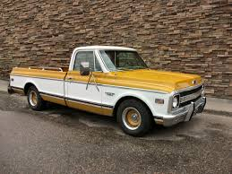 100 Chevy Truck 1970 Three Best Classic S For A Commute