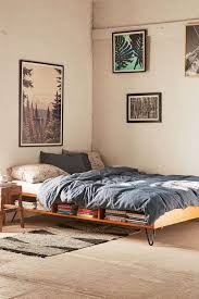 Build Platform Bed Frame Diy by Bed Frames Diy Queen Bed Frame With Storage How To Make A Queen