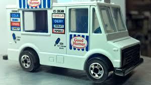 100 Good Humor Truck GOOD HUMOR TRUCK 1983 17 Hot Wheels Collection Single Car