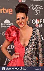 100 Cristina Rodriguez Madrid Spain 4th Feb 2017 Presenter