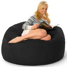 4 Foot Oversized Foam Filled Bean Bag 5 Ft Bean Bag Foot Chair 98 Big Joe Round Multiple Colors Mochi Beanbag Super Comfy Gamer Daisies Pie 10 Best Bean Bags The Ipdent Foam Chairs Filled With Giant Huge Extra Large Flash Fniture Oversized Solid Gray Best Of 2019 Your Digs Nearly New X2 From Argos Cordaroys Full Size Convertible By Lori Greiner Qvccom
