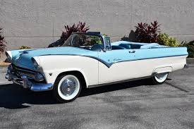Used 1955 Ford Sunliner 272CI V8 Power Top Fordomatic   Venice, FL ... 1955 Ford F100 For Sale 2047335 Hemmings Motor News Cars F250 Parts Or Restoration Truck Enthusiasts Forums For Sale Autabuycom Gateway Classic Indianapolis 275ndy F800 Wheeler Auctions Panel F270 Kissimmee 2015 Pickup 566 Dyler Blue Front Angle Wallpapers Vehicles Hq Pictures Custom Frame Off Restored Ac Corvette 1963295
