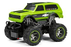 100 Blazer Truck New Bright 124 Scale Chevy Green Walmartcom