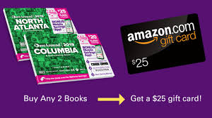 Free $25 Amazon Gift Card With (2) Save Around Coupon Books ... Tpgs Guide To Amazon Deals For Black Friday And Cyber Monday Pcos Nutrition Center Coupon Code Discount Catalytic 20 Off Gtacarkitscom Promo Codes Coupons Verified 16 Taco Bell Wikipedia Fazolis Coupon Offer Promos By Postmates Pizza Hut Target Promo Codes Couponat Lake Oswego Advantage December 2019 Issue Active Media Naturally Italian Family Dinner Catering Order Now Menu Faq Name Badge Productions Discount Colonial Medical Com Kids Day Out Queen Of Free